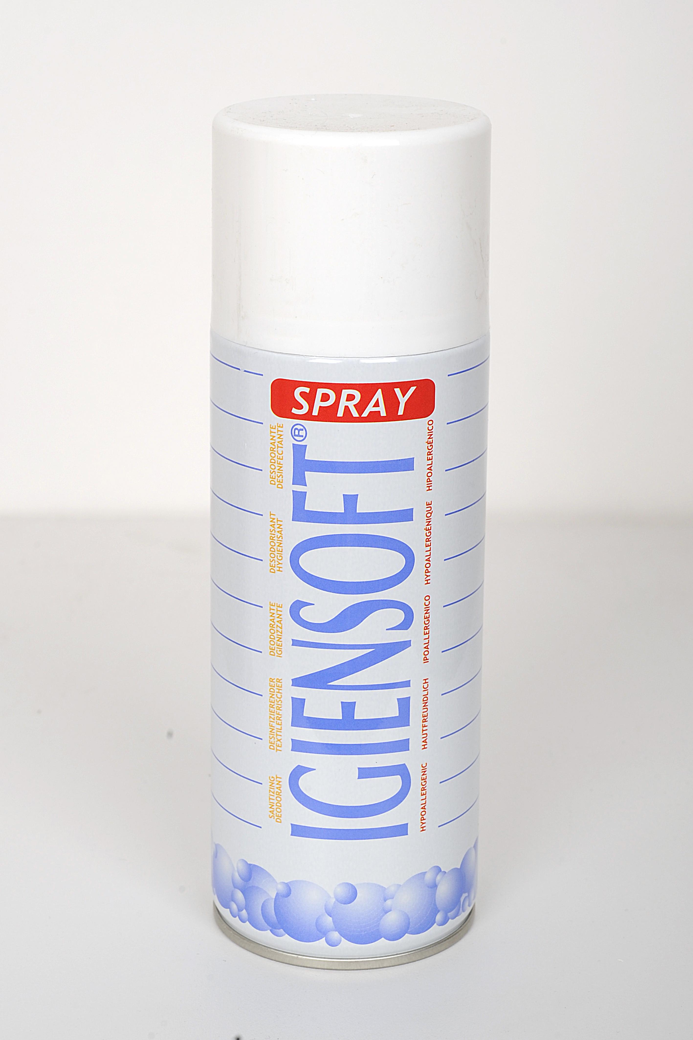 Spray deodorante igiensoft